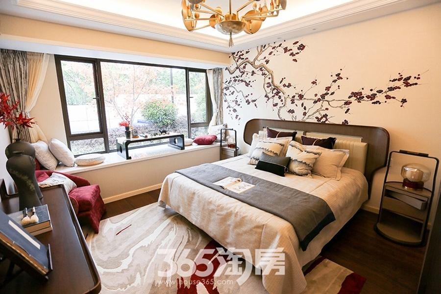 伟星公园天下揽山约150平样板间-卧室