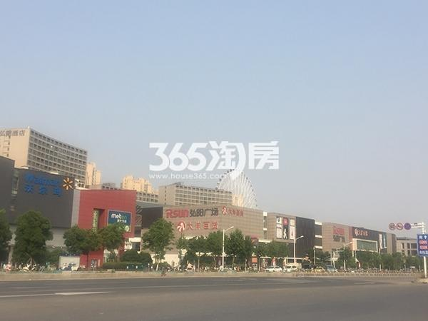 弘阳时代中心周边配套(7.16)