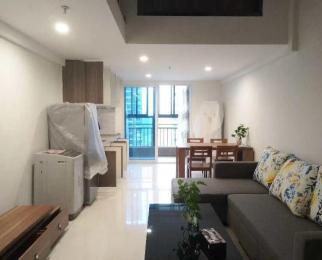 南京东 碧桂园凤凰城幸福里 挑高公寓1200包物业两层出租