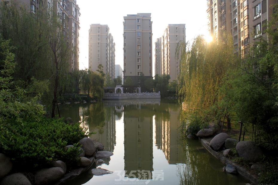 三潭音悦一期实景图(2015年10月摄)