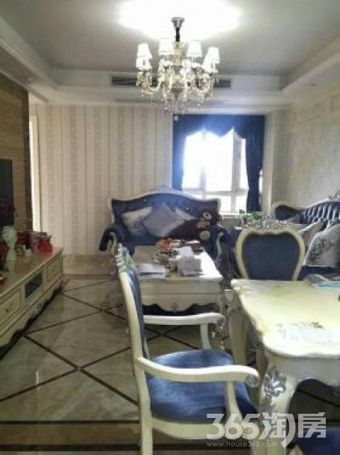 绿城紫桂公寓3室2厅1卫89平米2013年产权房精装