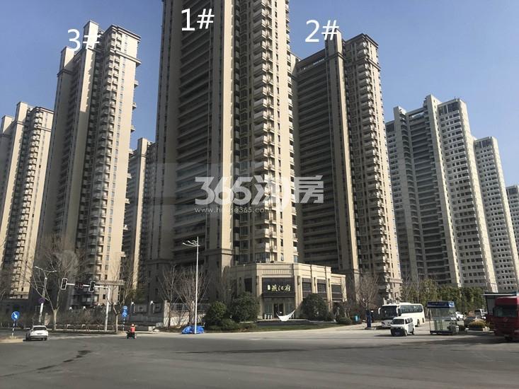 弘阳燕江府项目1、2、3#进展图(3.15)