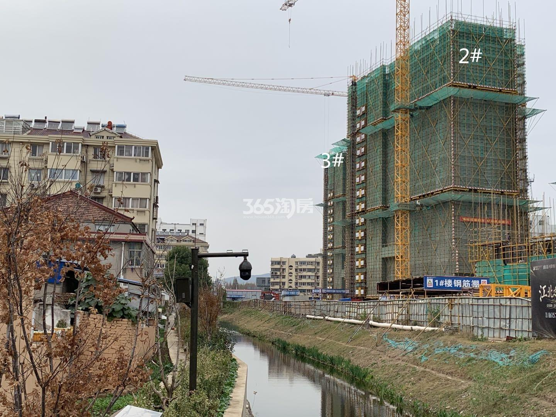 雅居乐雅尊府2、3号楼实景图(1.16)