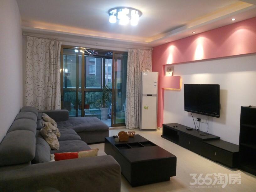 金色尚城3室2厅1卫90平米整租精装