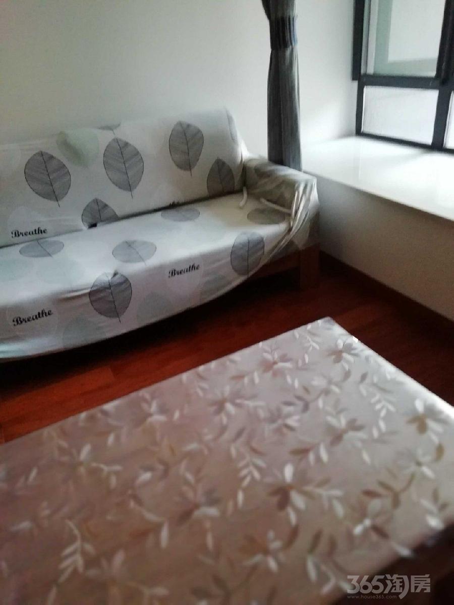 杭州青枫墅园三期3室2厅1卫89平米整租精装
