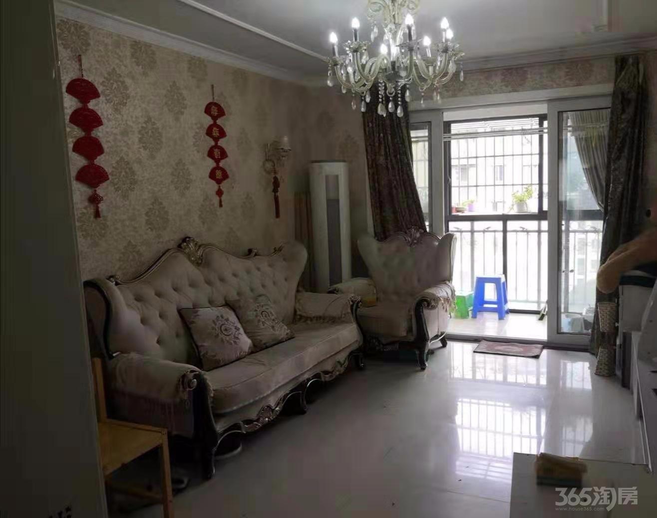 浦口区高新苏宁天华绿谷庄园3室2厅户型图