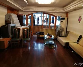 新市口金三角3/6精装140平米3室2厅全设2000/月