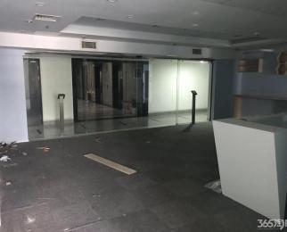 汇杰广场 540平电梯口房租便宜 精装修 部分家具使用率高看房随时