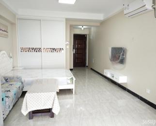 万汇国际公寓单室套 一人住宽敞 两人住温馨