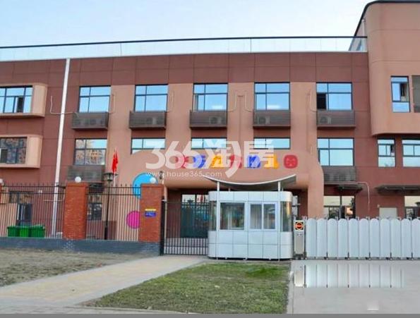 中建昆明澜庭周边配套沣东第六幼儿园