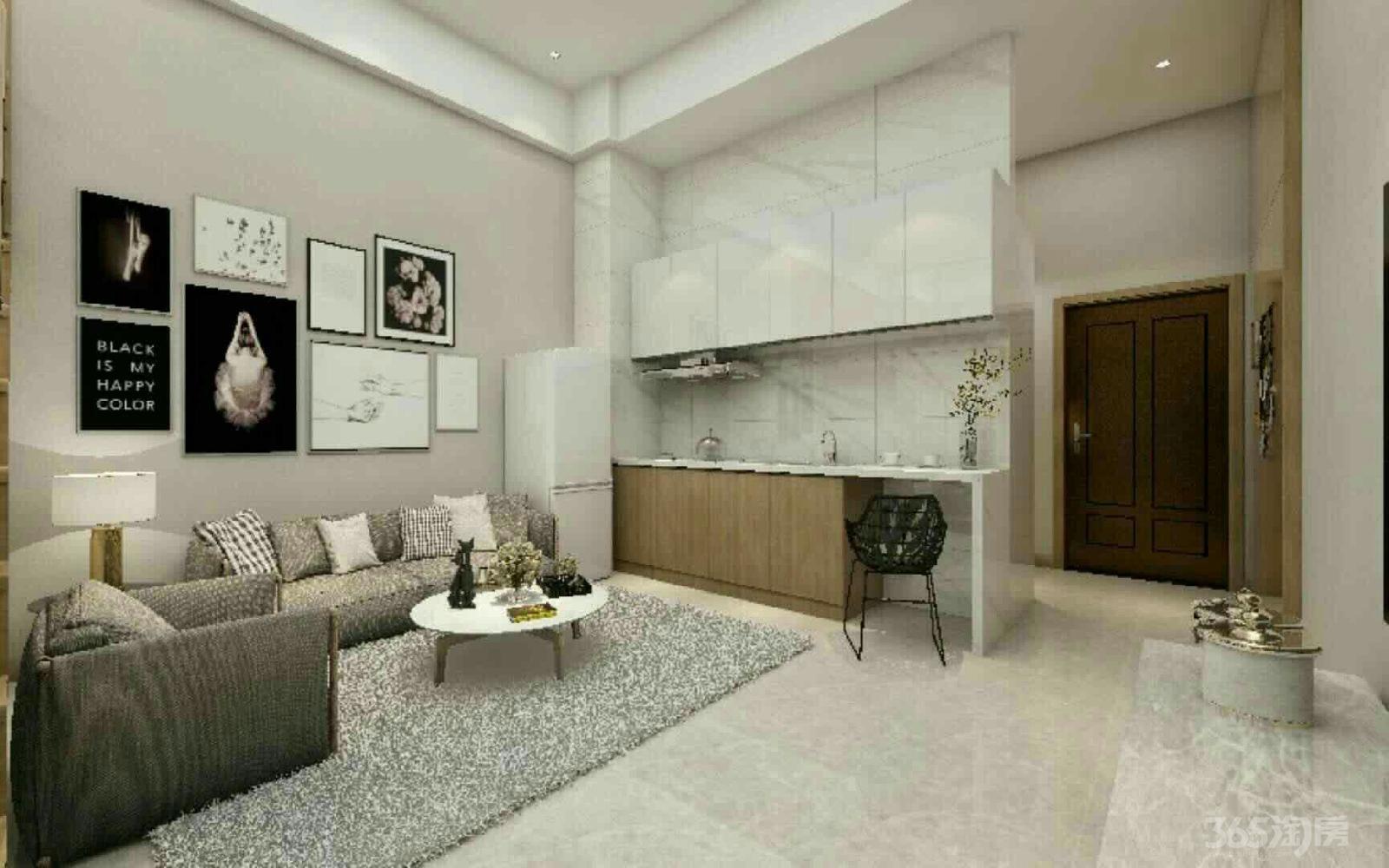 急售智谷大厦54平米精装修公寓楼