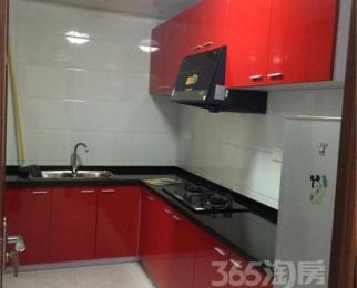 热河南路 世茂滨江新城一期 精装两室一厅卫一线江景 拎包