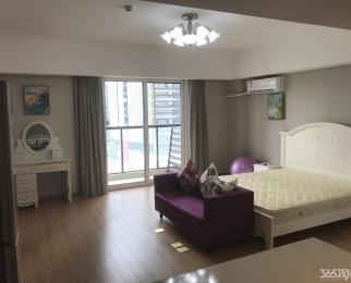南京南站 万科九都荟 精装公寓 设施全 拎包入住 多套可选