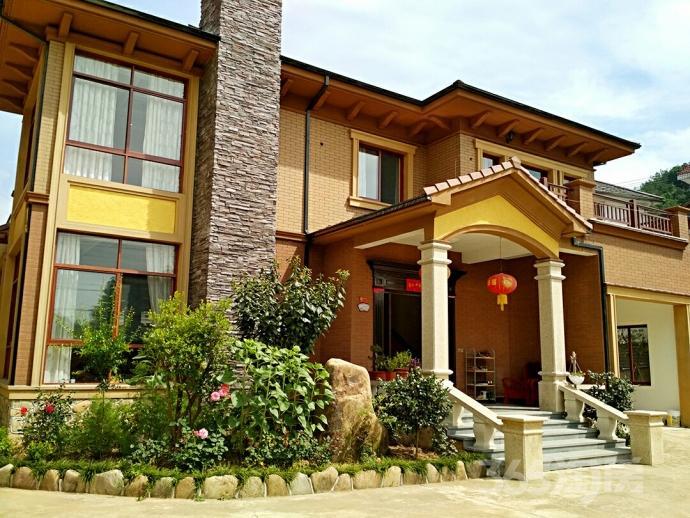 杭州天目山月亮湾独栋别墅豪华装修 与文化名人为邻 稀有房源