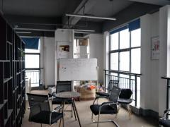 出租包河区政府产业园,精装200平办公室,真实图片