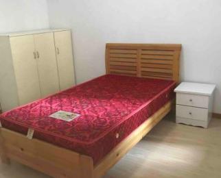 安粮城市广场2室1厅1卫90平米整租简装