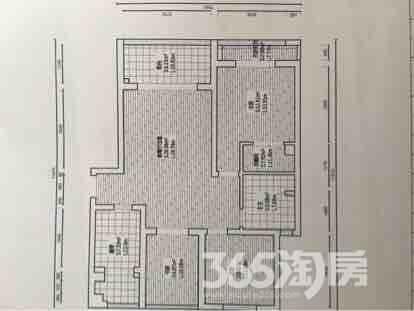 骋望七里楠3室2厅1卫107平米合租精装