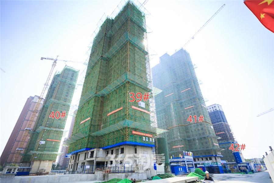 新里城工程进度(2019.10摄)