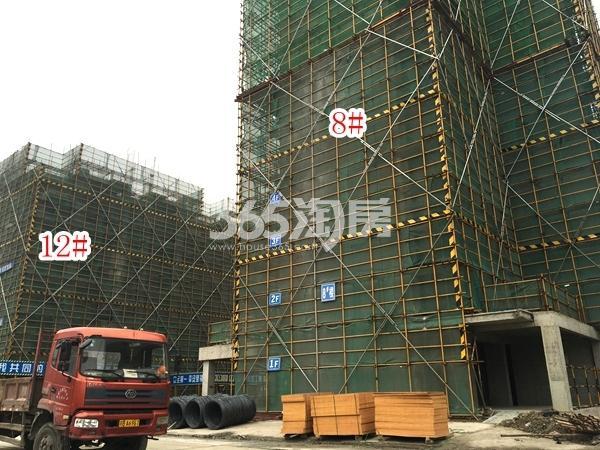 华润江南府实景图