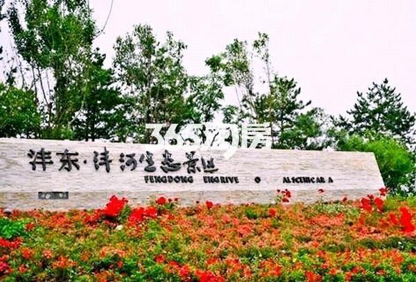 中建昆明澜庭周边配套沣河生态景区(2017.9.5)