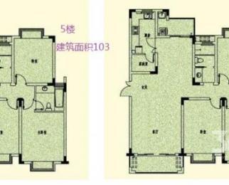 急售金马郦城6室2厅2卫200平方简装