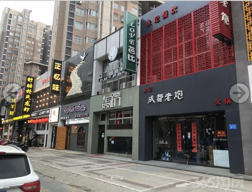 八百城市走廊沿街3层商铺整体转让270�O整租精装