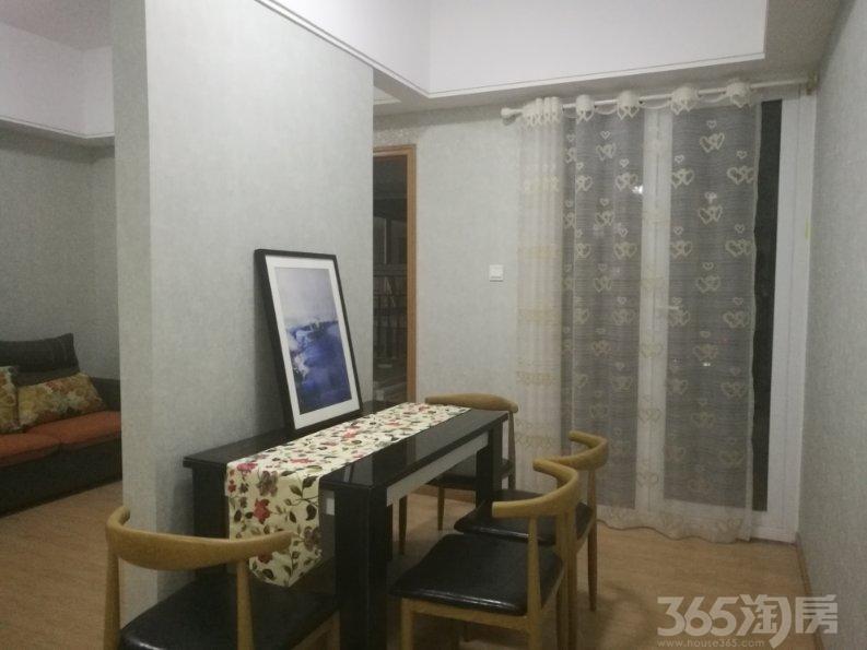 银泰公寓1室1厅1卫55㎡整租精装