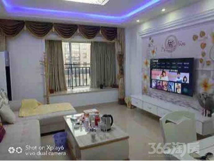 海韵江南3室2厅2卫103平米豪华装产权房2013年建满五年