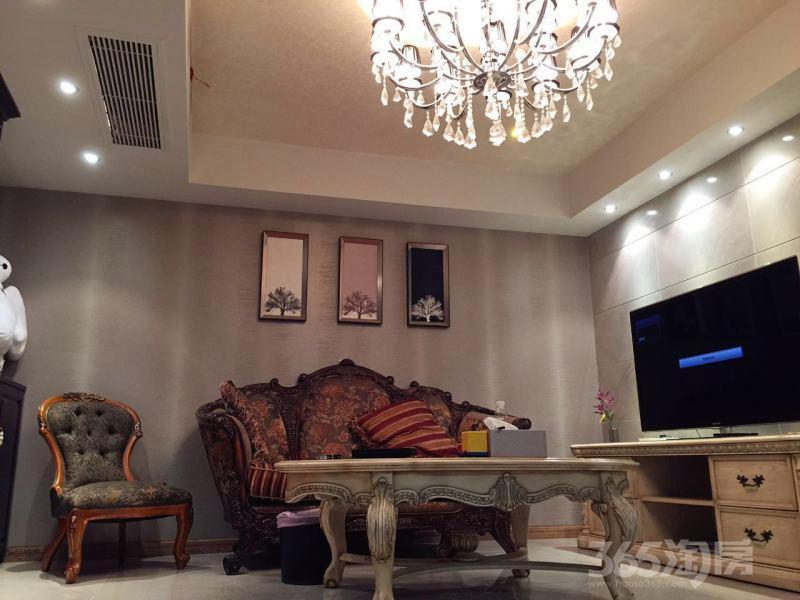 房主急售家具全送百家湖国际花园2室1厅1卫78平米精装