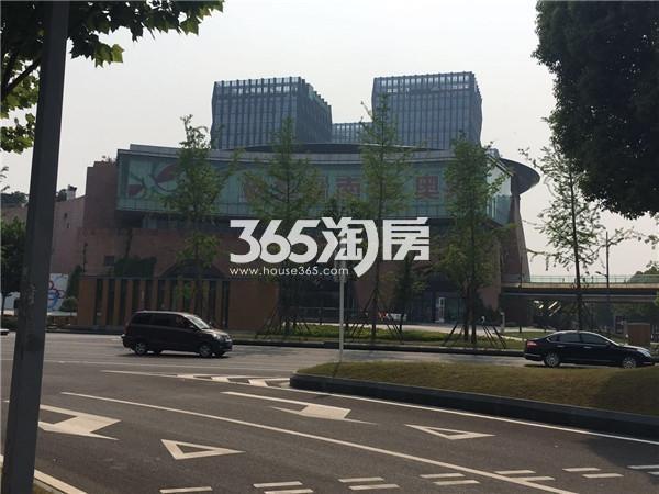 翠屏诚园周边商业实景图(7.11)
