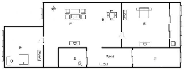 栖霞 迈皋桥 欧式精装两室两厅 二楼优质楼层2000年左右房子