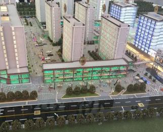 江浦 宝隆时代广场 沿街商铺 5.8米挑高 年租金13万 买到就是赚到