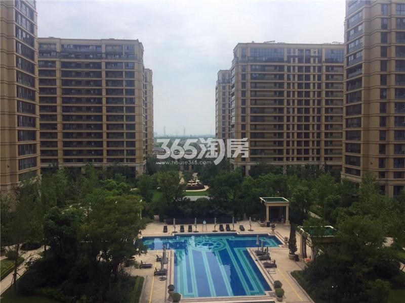 翠屏诚园外立面实景图(5.15)
