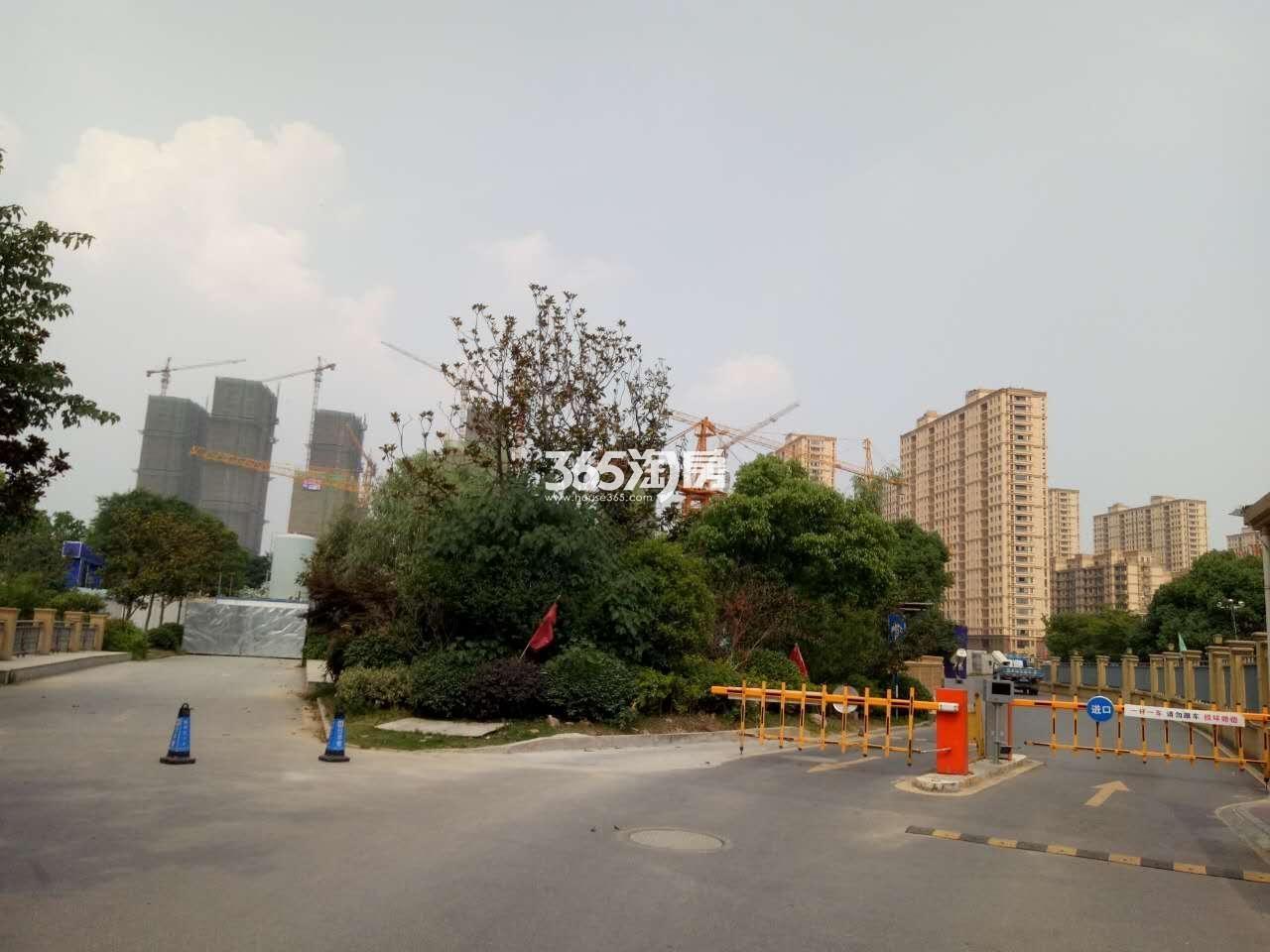 翠屏城实景图(6.6)