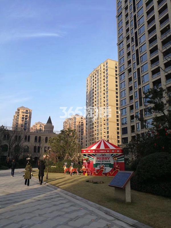 中国铁建江南国际城样板图