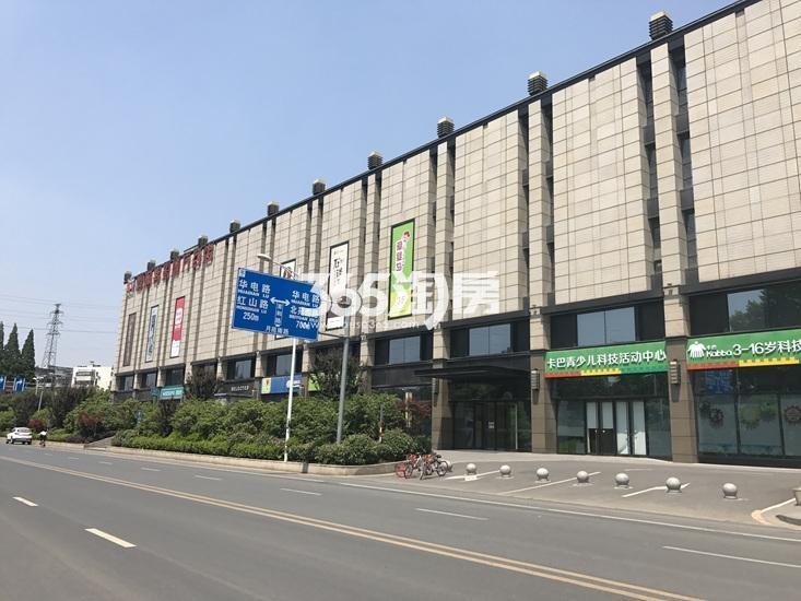 中电颐和府邸周边商业(7.19)