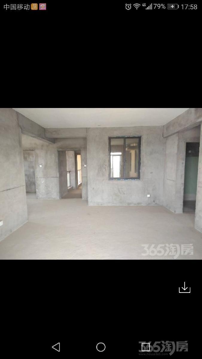 八闽名郡3室2厅2卫122.25平米2015年产权房毛坯
