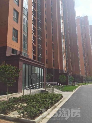 嘉宇万豪名苑3室2厅1卫120平米毛坯产权房2016年建