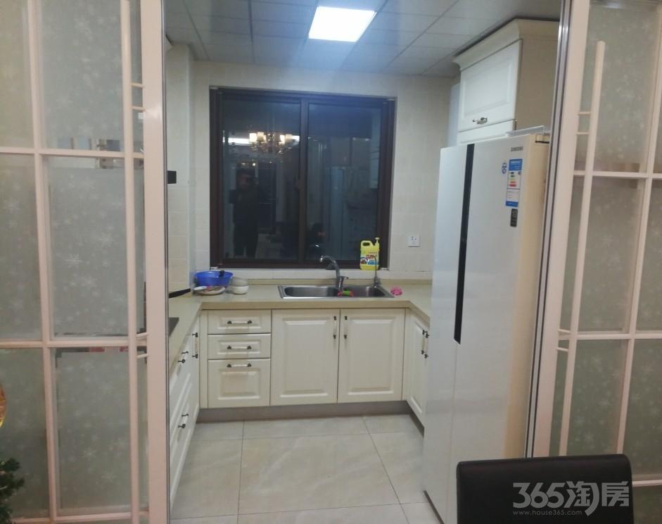 橡树湾3室2厅1卫123平米2013年产权房精装