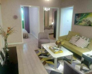 左岸香堤2室2厅1卫58平米2012年产权房精装