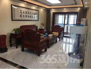 世茂河滨花园小高层7/11层东户3室2厅2卫140平米豪华装