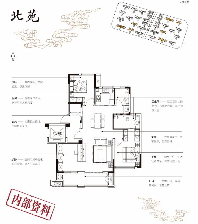 龙门壹品户型图