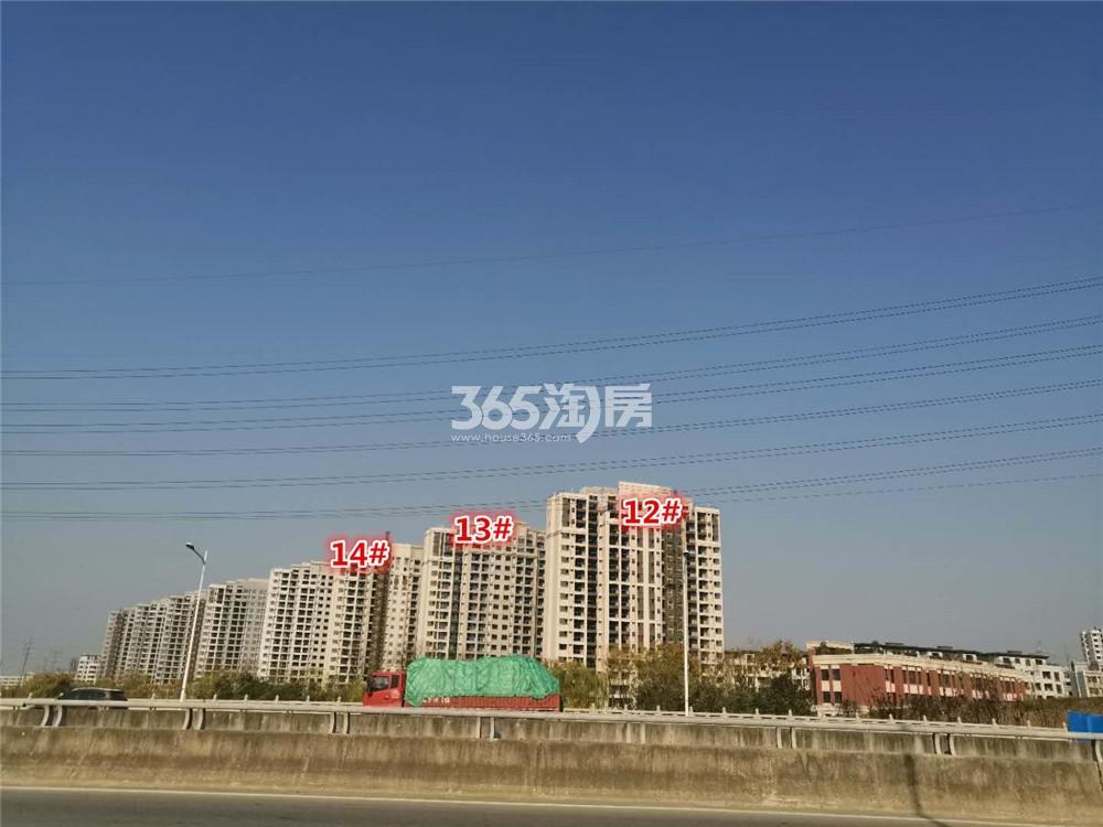 石林云城实景图