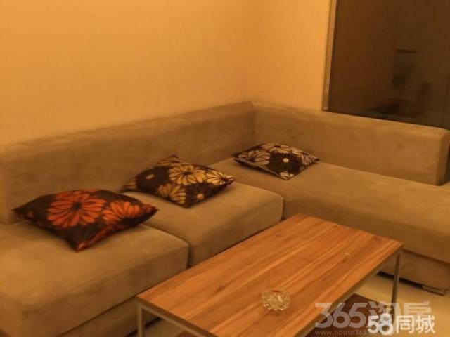 海星未来城一室一厅精装家具家电
