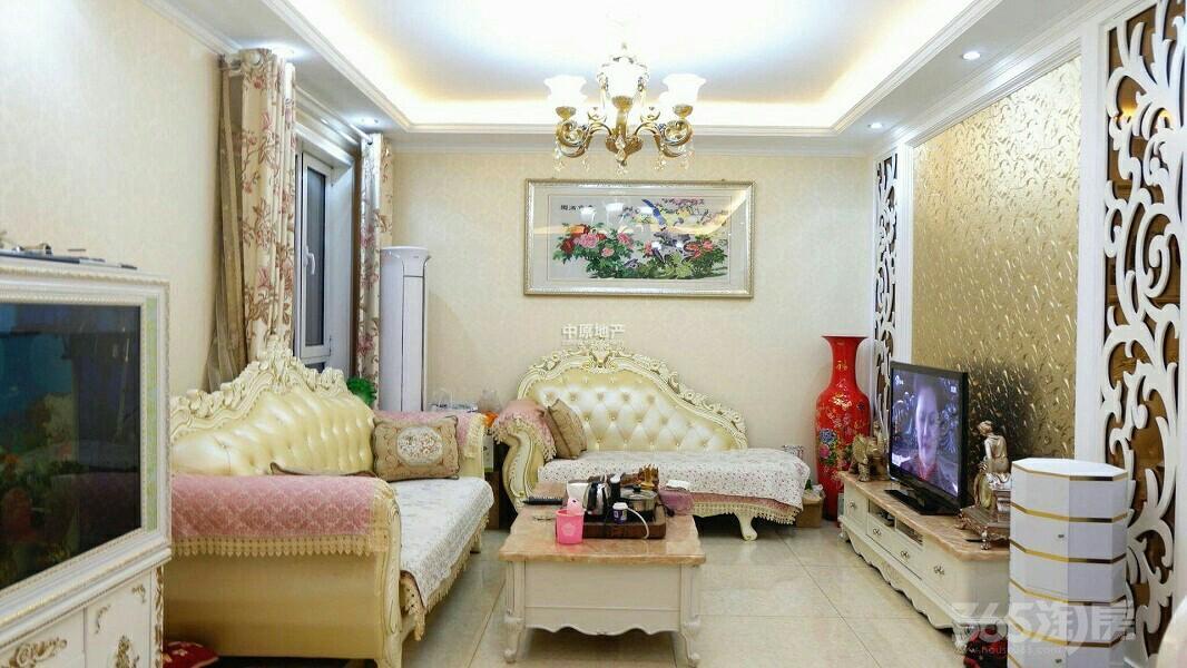 香缇花园3室2厅1卫90平米2013年产权房精装
