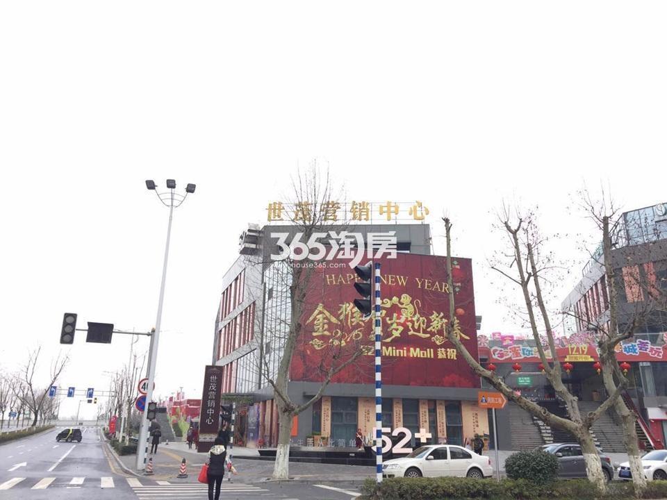 世茂外滩新城项目实景图(02.14)