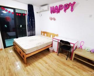 21世纪现代城1室1厅1卫41平米整租精装