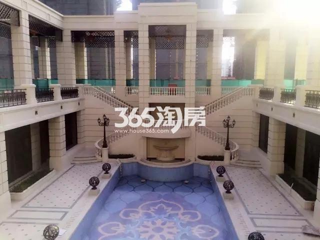 海玥名都施工实景图(3.31)