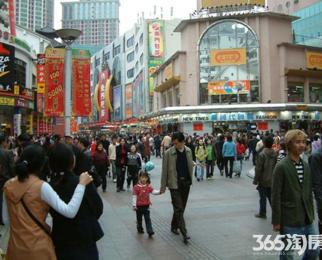 珠江路地铁口旁丹凤街 新世界中心 黄金地带 一楼门面