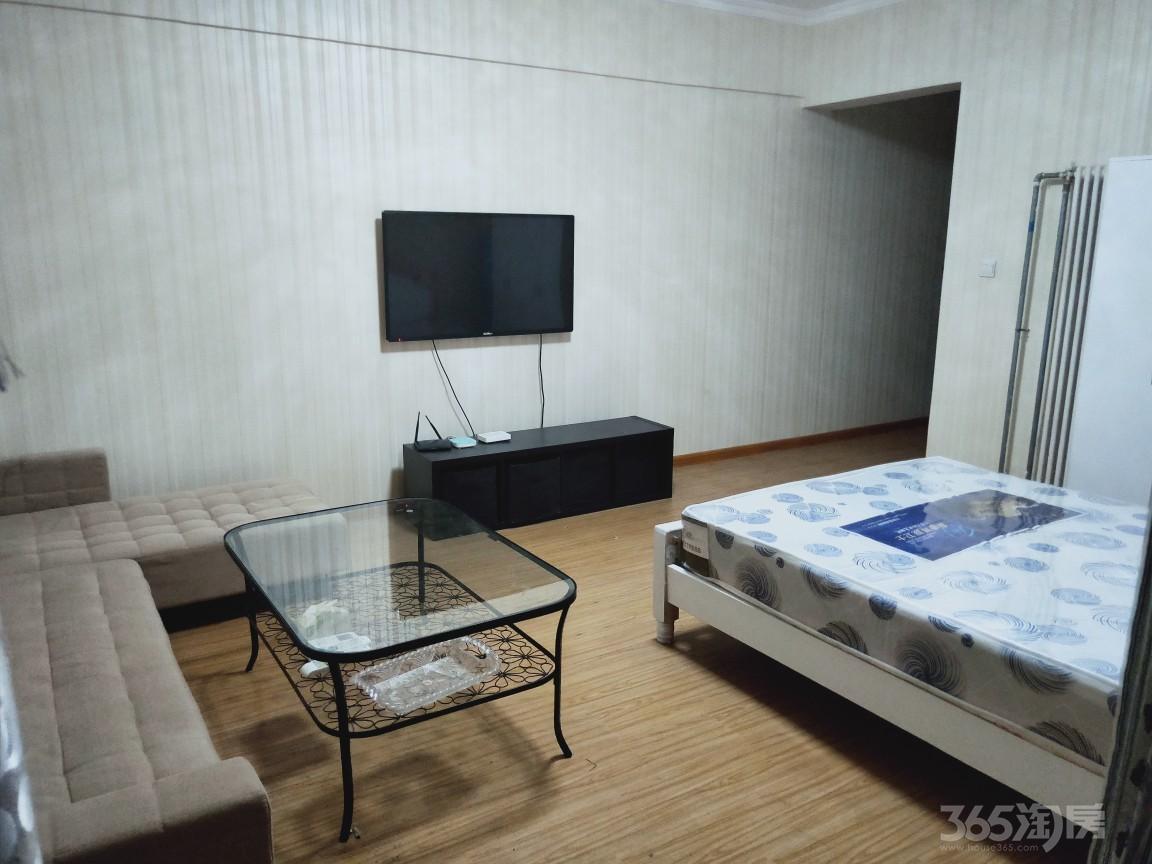 盛龙广场1室0厅1卫37平米整租精装